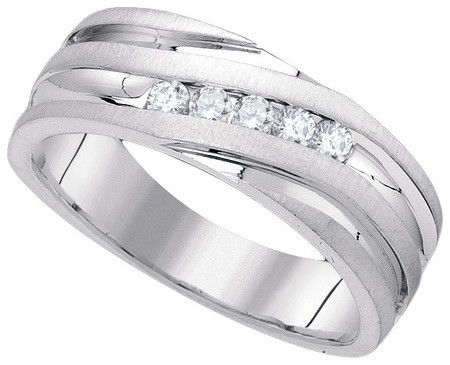 affordable diamond wedding ring